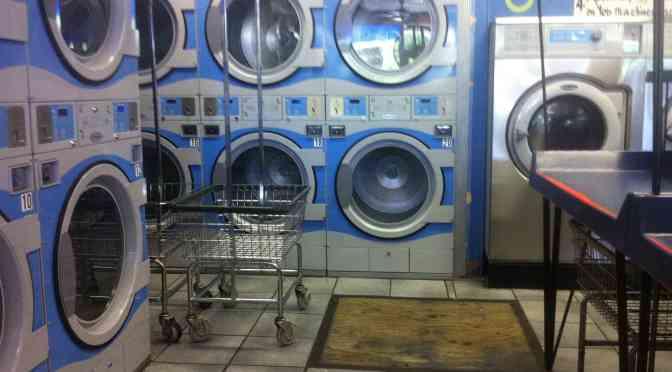 A Daily Post Challenge: Carpe Diem and a Broken Dryer