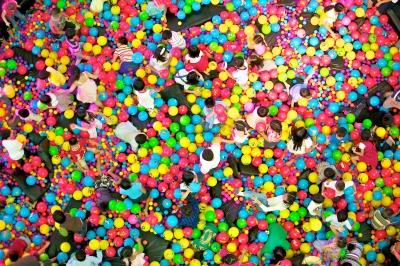 """""""Children Playing With Balls"""" by vorakorn http://www.freedigitalphotos.net"""