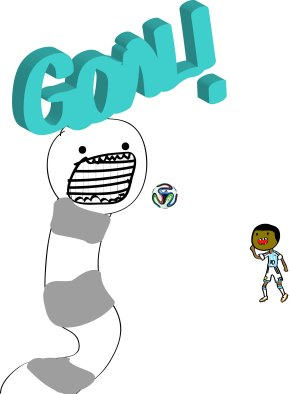 Adventure Time: The World Cup Ate UsAlive