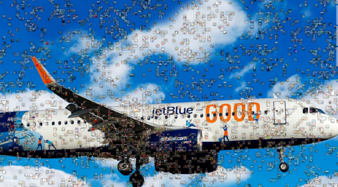 Good? Tell JetBlue.